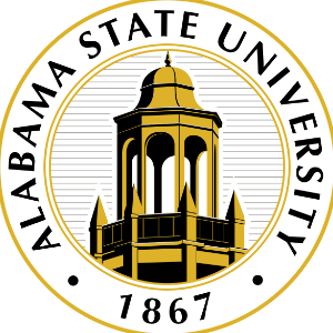 Logo Alabama State University