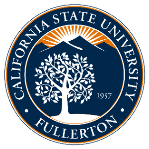 Logo California State University, Fullerton