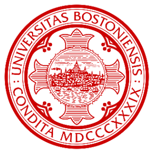 Logo Boston University
